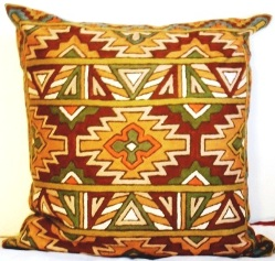 large wool cushion cover